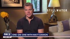 Matt Damon talks new film 'Stillwater'