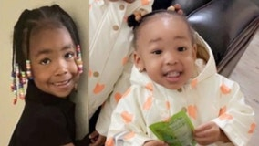 Chicago sisters missing from Woodlawn, last seen with biological father: police
