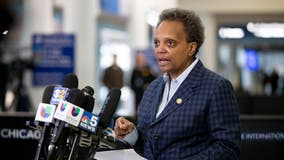 Lightfoot defends speaking only to reporters of color: 'I would absolutely do it again'