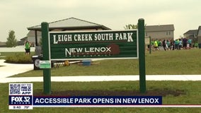 Park in New Lenox offers adaptive recreational services