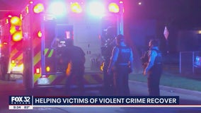 Violence Protection Program in Chicago helps victims of violent crime recover