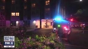 Multiple people displaced following Skokie apartment fire