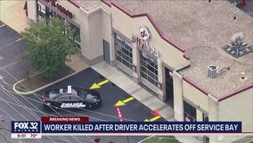 Jiffy Lube employee in McHenry struck, killed by Jeep leaving vehicle service bay