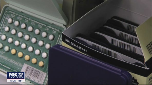 New Illinois law allows women to get birth control without seeing a doctor