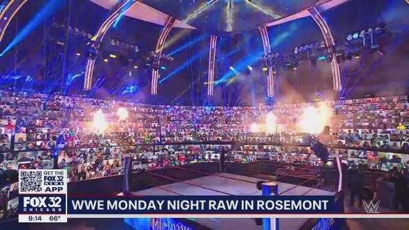 WWE's Monday Night Raw heading to Rosemont