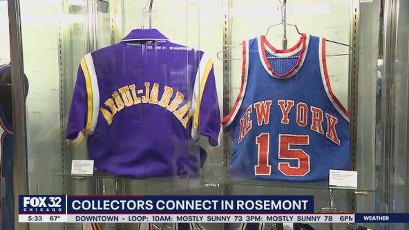 Sports Collectors Convention showcases ultra-rare memorabilia amid soaring demand