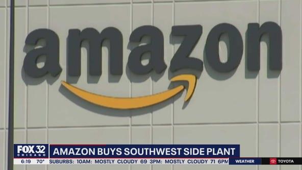 Amazon purchases $35 million plant on Southwest Side