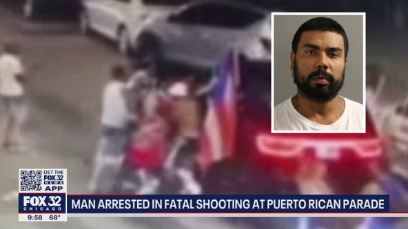 Man charged in shooting following Puerto Rican Day Parade did not act in self-defense: prosecutors