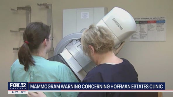 State says poor quality mammograms were performed at Hoffman Estates facility