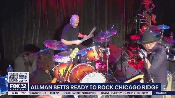 The Allman Betts Band headlines Chicago RidgeFest Friday
