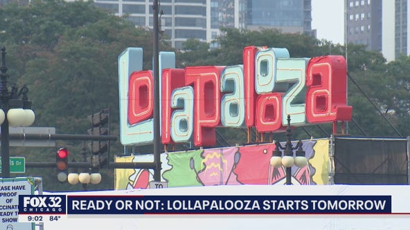 Lollapalooza's triumphant return to Grant Park: Here's what you need to know