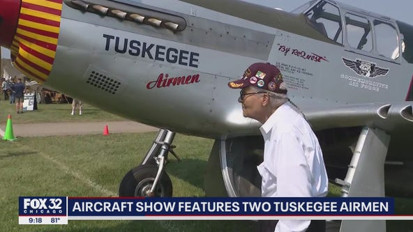 World's largest aviation show, featuring 2 Tuskegee Airmen, to kick off in Wisconsin