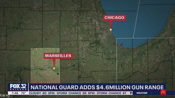 National Guard receives $4.6M expansion to gun range in Marseilles
