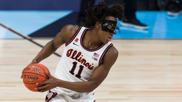 Chicago Bulls select Illinois' Ayo Dosunmu at No. 38 in draft