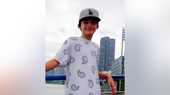 Boy, 13, missing from Chicago's North Side