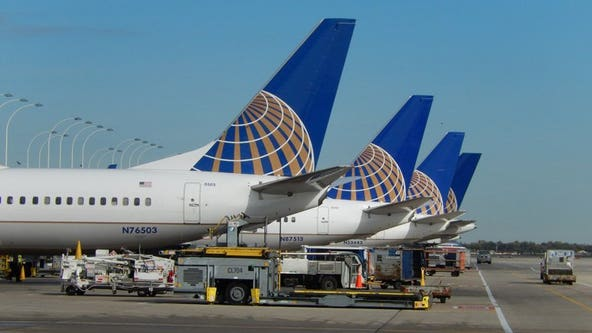 United Airlines fined $1.9 million for trapping passengers on planes heading to O'Hare, other airports