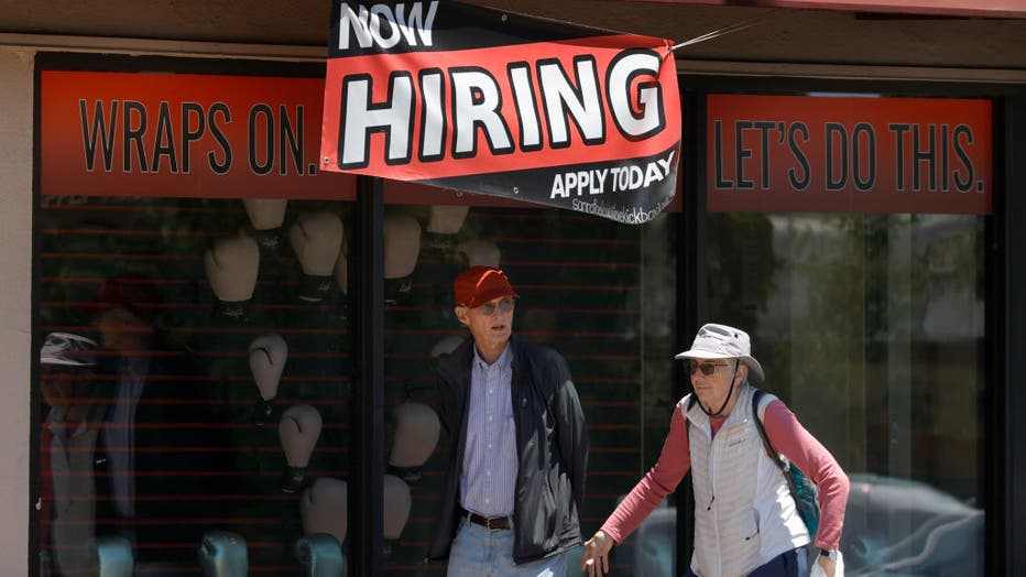 Job Openings Hit Record 9.2 Million As Businesses Recover From Pandemic