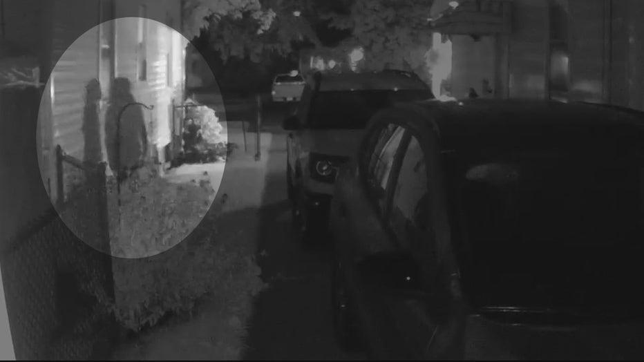peeper on video