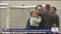 New study takes a closer look at postpartum paternal depression