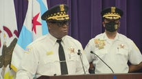 Chicago Police Supt. David Brown talks about shootings, murders and guns in Chicago
