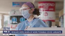 Researchers warn of more possible COVID variants