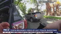 Video shows tense moments of Chicago police shooting