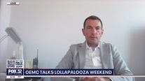 Impact of Lollapalooza on Chicago's normal operations: OEMC