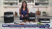 Turning leftovers into 'rightovers' for back-to-school season