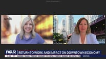 Downtown economy looks to benefit from influx of employees returning to work