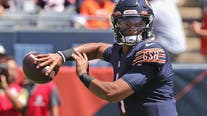 Justin Fields understands rivalries going into game against Packers