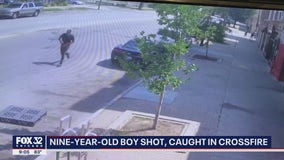 Chicago crime: Video shows people running for cover as shots ring out, striking child