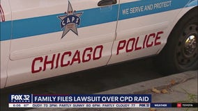 Austin family sues city, CPD over botched raid
