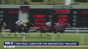 Final turn Saturday for the Arlington Million