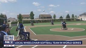 Local wheelchair softball team competes in World Series