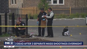 46 shot, 7 fatally, in Chicago weekend violence