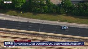 2 hurt in Eisenhower Expressway shooting