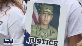 Family of slain Chicago National Guardsman demands justice
