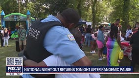 National Night Out returns to Chicago and suburbs