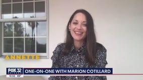 Marion Cotillard discusses new Amazon rock opera 'Annette'