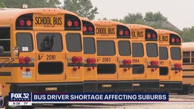 Special Report: School bus driver shortage affecting suburban Chicago