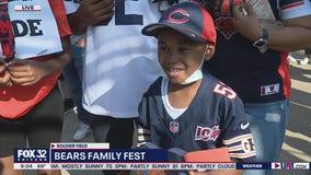 Bears Family Fest gives Chicagoans first taste of 2021 season