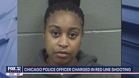 Chicago cop charged in Red Line shooting