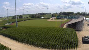 If you build it, they will come: FOX Sports hosts 'Field of Dreams' game
