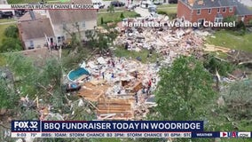 Woodridge community holds fundraiser to help residents recover from tornado damage