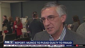 Former Ald. Ricardo Munoz to plead guilty to fraud charges: report