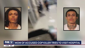 Mother of 2 men charged in death of Chicago Police Officer Ella French arrested