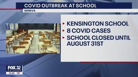 Geneva preschool temporarily closes after COVID-19 outbreak