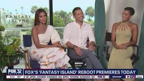 Stars of 'Fantasy Island' discuss reboot premiering Wednesday on FOX