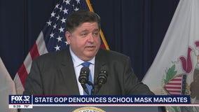Illinois Republicans push back against Pritzker's mask mandate