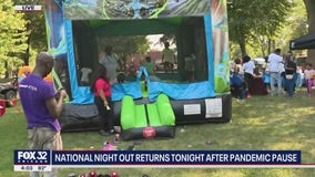 National Night Out returns Tuesday after pandemic pause